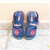 Sandália do Homem Aranha nº 29/30 - 29 - Grendene Kids