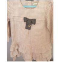 Vestido Infantil Milon