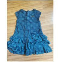 Vestido Infantil da Quimby - festa - 3 anos - Quimby