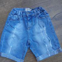 Shorts Jeans de menino Kids Denim - 4 anos - Kids Denim Boy