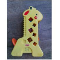 Brinquedo Fisher Price Girafinha -  - Fisher Price