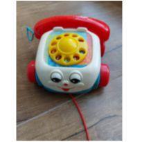 Telefone Infanti Fisher Price -  - Fisher Price