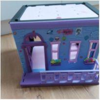 Casinha de brinquedi little Pet shop -  - Hasbro