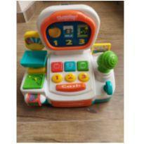 Brinquedo para bebe Caixa Registradora -  - Importada