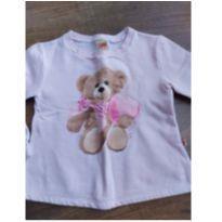 Blusa de Moleton Menina Livy - 2 anos - Livy
