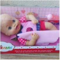 Boneca Little Mommy Recem Nascida -  - little mommy
