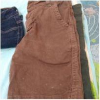 Bermuda jeans - 4 anos - Outros