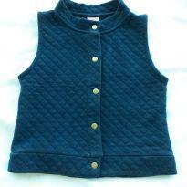 colete azul marinho Abrange - 4 anos - Abrange