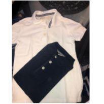 Lotinho blusa polo - 6 anos - Zara