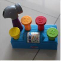 Brinquedos diversos em perfeito estado, para até 2 anos -  - Fisher Price e Calesita