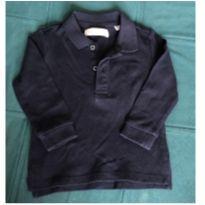 Camisa polo básica - 6 a 9 meses - Zara