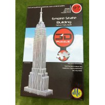 Empire State - 3D - Sem faixa etaria - DTC