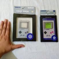 Mordedor Game Boy Bumkins + mini bolsa térmica -  - Bumkins