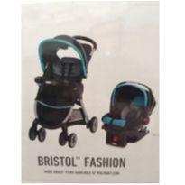 Carrinho + Bebe Conforto + Base Carro - Graco Bristol Fashion -  - Graco