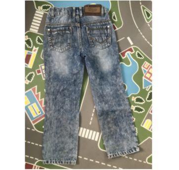 Calça jeans tigor tam 4 - 4 anos - Tigor T.  Tigre