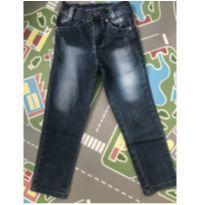 Calça jeans Tam 04 - 4 anos - Jeans