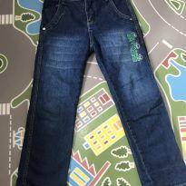 Calça jeans bem10 tamanho 6 - 6 anos - Cartoon Network