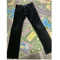 Calça jeans preta tam 8 - 8 anos - DUDYS BOY