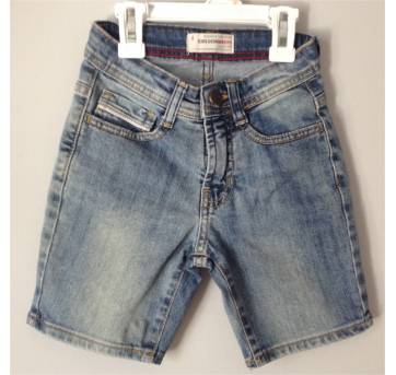 Bermuda Jeans - 4 anos - Denim boys