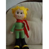 Pequeno Principe - boneco em feltro -  - Não informada