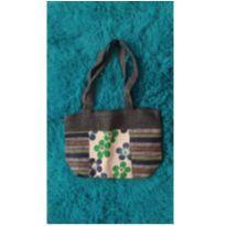 bolsa sacola de praia floral -  - Sem marca