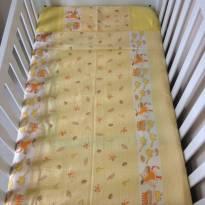 Jogo de  lençol Berço percal -  - Tecelagem Santo Antonio