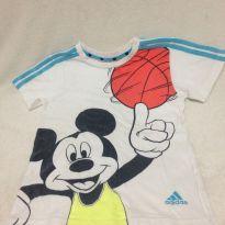Camiseta Adidas - 2 anos - Adidas