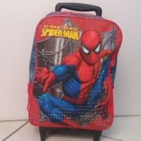 Mochila de rodinha Spider Man -  - Sestini