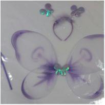 Fantasia de borboleta -  - Não informada