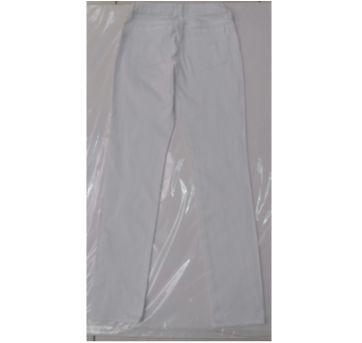 Calça branca infantil feminina - 6 anos - GAP