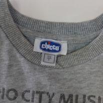 Blusa manga curta Chicco - 4 anos - Chicco