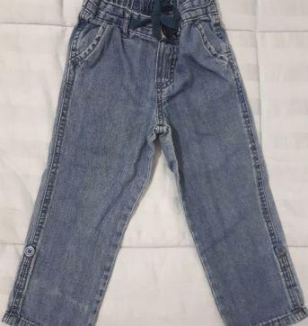 Calça Jeans Carters - 3 anos - Carter`s