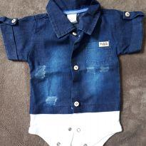 Body jeans destroyed - 3 meses - +1bb