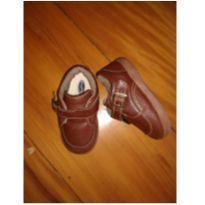 Sapato de Couro - 22 - Pimpolho
