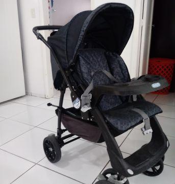 Carrinho de Bebê Burigotto AT6 - Sem faixa etaria - Burigotto