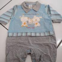 Macacão - 3 a 6 meses - Baby Gijo