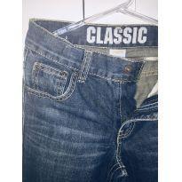 calca infantil jeans da gymboree - 6 anos - Gymboree