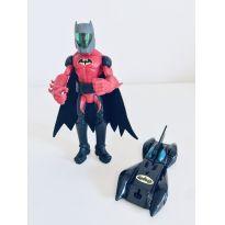 batman e batmóvel - Sem faixa etaria - Mattel