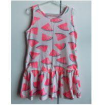vestido melancia neon da name.it - 8 anos - Name it