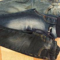 Lote calça jeans - 3 a 6 meses - Milon