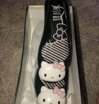 Sapatilha Hello Kitty Melissa - 30 - Melissa