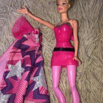 Barbie Super Princesa com defeito -  - Mattel