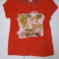 Camisetinha Fashion - 5 anos - Mango Kids