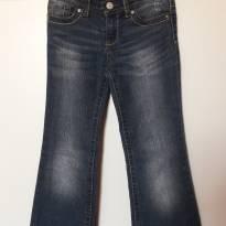 Calça Jeans Fashion - 6 anos - Importada