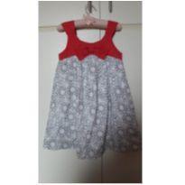 Vestido Lacinho Bordado - 5 anos - Penelope Mack