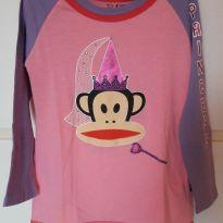 T-Shirt Princess - 6 anos - Paul Frank