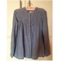 Camisa Bolinhas - 6 anos - Zara