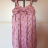 Vestido Alcinha - 5 anos - Zara