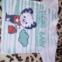 Tigor baby camiseta