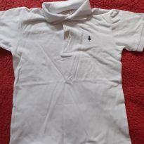Camisa polo - 4 anos - Palomino